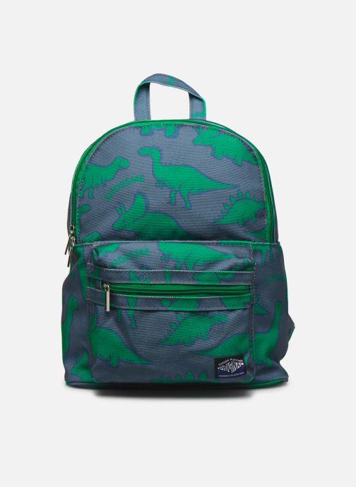 Schooltassen Shoesme DINO BACKPACK Blauw detail