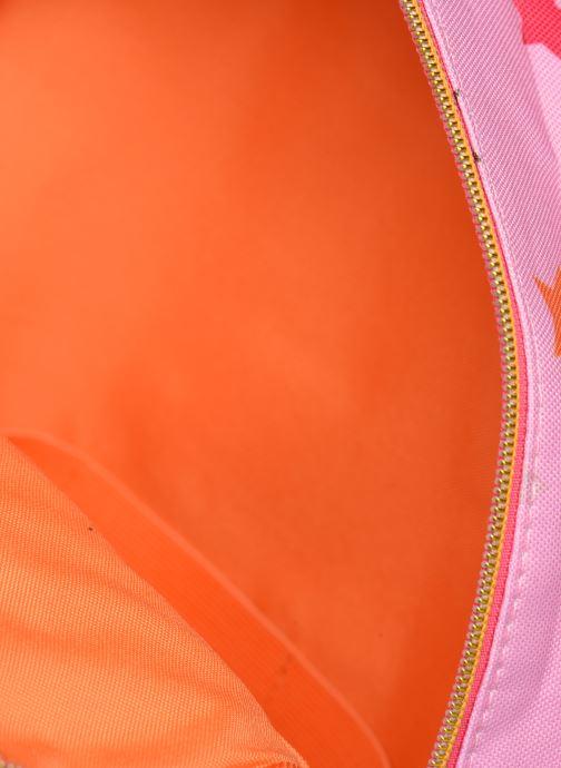 Schooltassen Shoesme STARS BACKPACK Roze achterkant