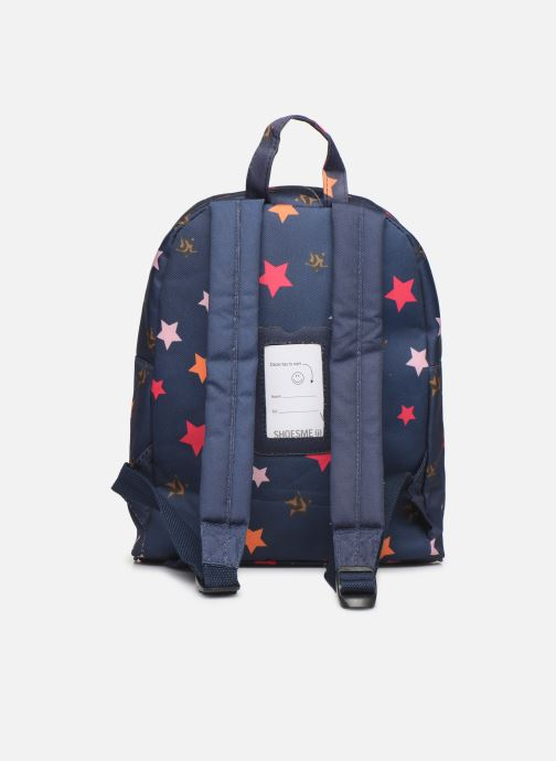 Bandoleras y Colegio Shoesme STARS BACKPACK Azul vista de frente