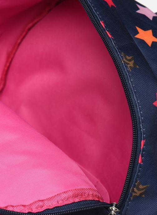 Skoletasker Shoesme STARS BACKPACK Blå se bagfra