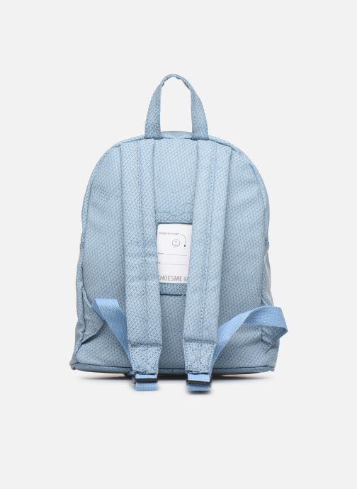 Schooltassen Shoesme ONE STAR BACKPACK Blauw voorkant