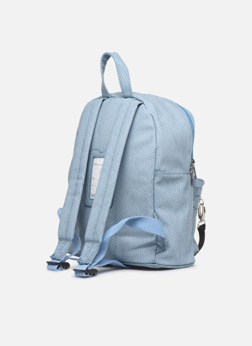 School bags Shoesme ONE STAR BACKPACK Blue view from the right