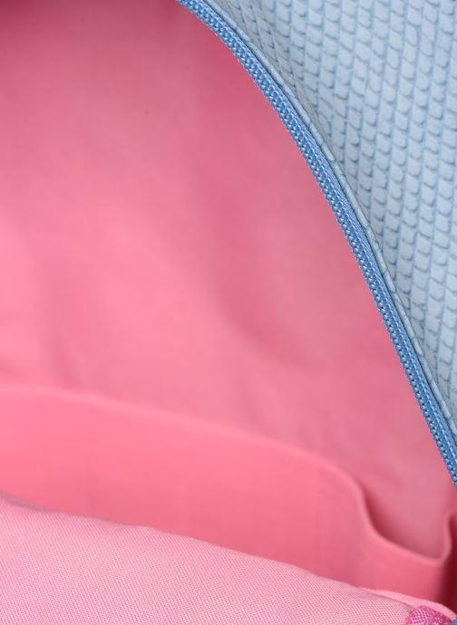 Schooltassen Shoesme ONE STAR BACKPACK Blauw achterkant