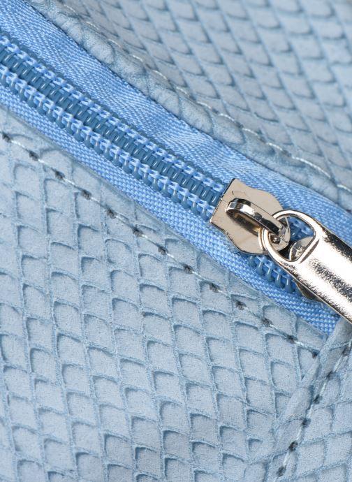 Per la scuola Shoesme ONE STAR BACKPACK Azzurro immagine sinistra