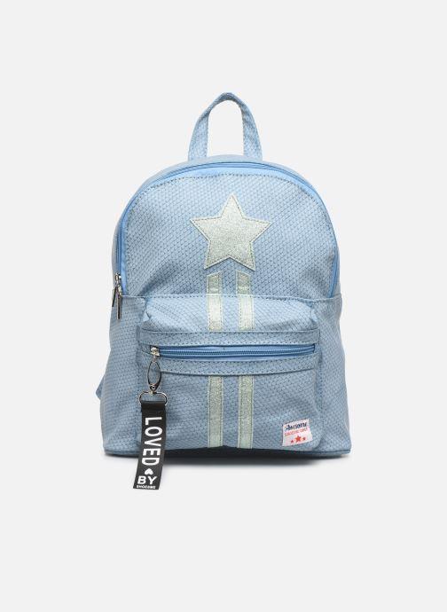 Schooltassen Shoesme ONE STAR BACKPACK Blauw detail