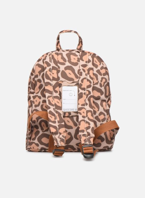 School bags Shoesme LEO BACKPACK Brown front view