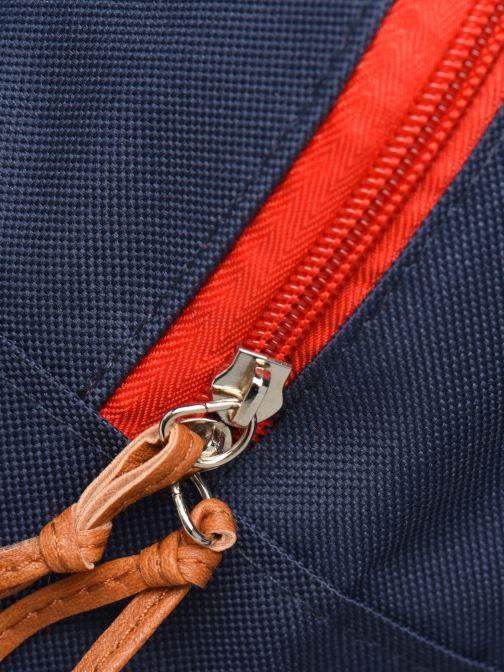 Schooltassen Shoesme BICOLORE BACKPACK Blauw links