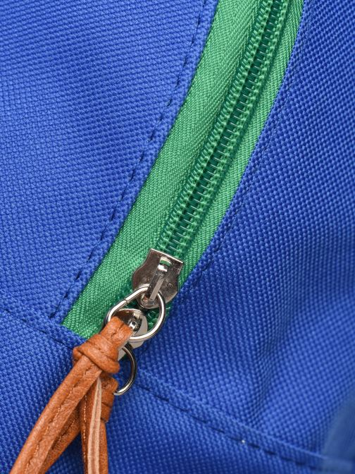 School bags Shoesme BICOLORE BACKPACK Blue view from the left