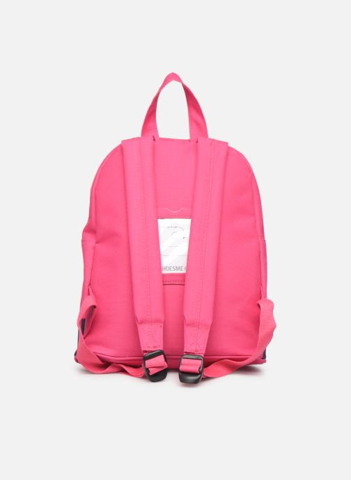 Bandoleras y Colegio Shoesme BICOLORE BACKPACK Rosa vista de frente