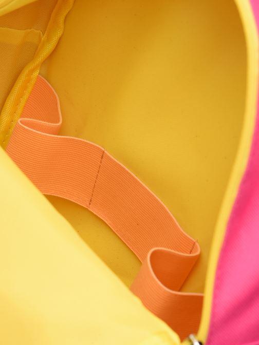 Schooltassen Shoesme BICOLORE BACKPACK Roze achterkant