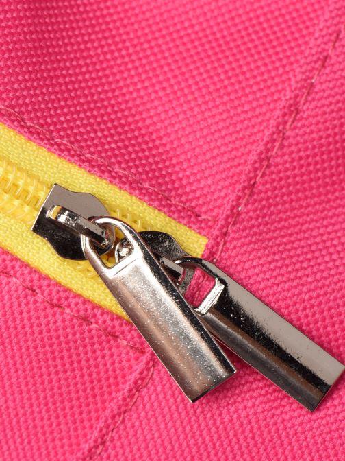 Schooltassen Shoesme BICOLORE BACKPACK Roze links