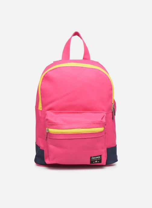 Scolaire Shoesme BICOLORE BACKPACK Rose vue détail/paire