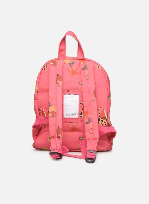 Schooltassen Shoesme GIRAFE BACKPACK Roze voorkant