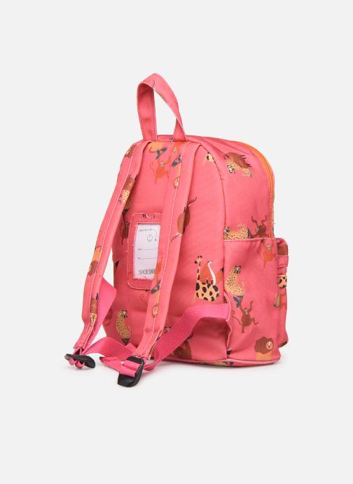 Schooltassen Shoesme GIRAFE BACKPACK Roze rechts