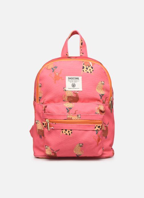 Schooltassen Shoesme GIRAFE BACKPACK Roze detail