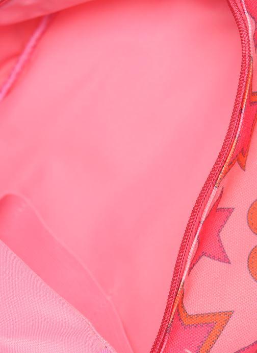 Schulzubehör Shoesme HEART &STARS BACKPACK rosa ansicht von hinten