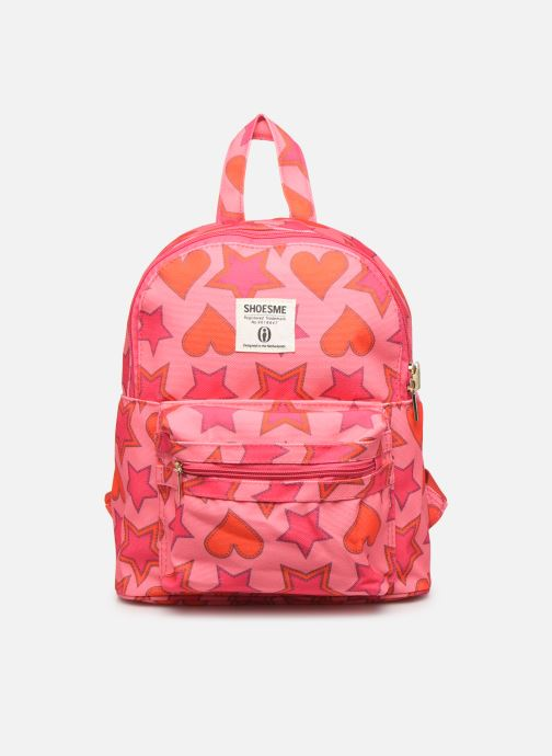 Skoletasker Shoesme HEART &STARS BACKPACK Pink detaljeret billede af skoene