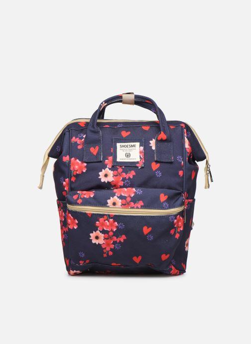 Schooltassen Shoesme FLOWERS BACKPACK Blauw detail