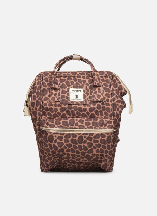 School bags Shoesme CHEETAH BACKPACK Brown detailed view/ Pair view