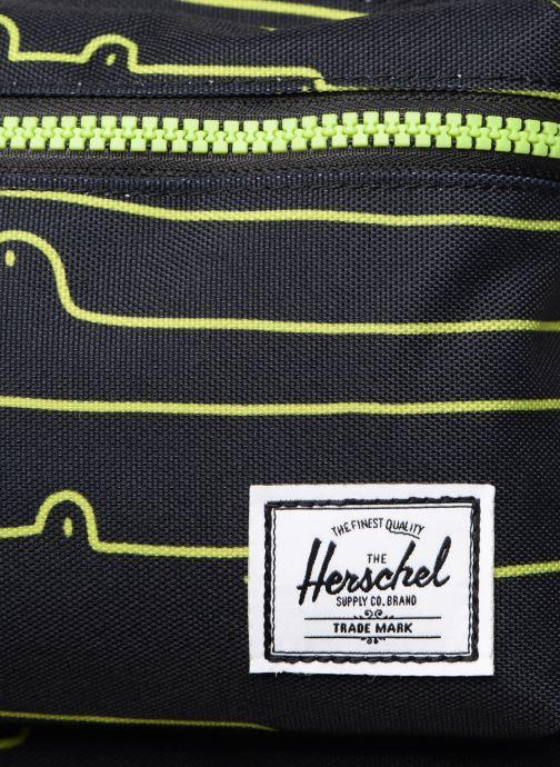 Scolaire Herschel Heritage Kids Noir vue gauche