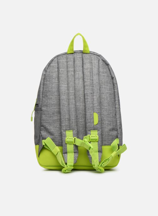 Scolaire Herschel Heritage Youth XL Gris vue face