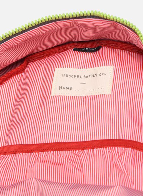 Scolaire Herschel Heritage Youth XL Gris vue derrière
