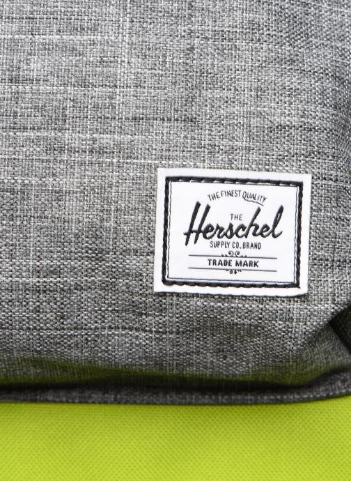 Scolaire Herschel Heritage Youth XL Gris vue gauche