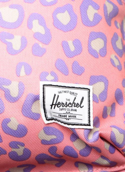 Skoletasker Herschel Heritage Youth XL Pink se fra venstre