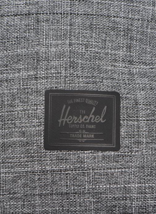Mochilas Herschel TRAVEL DAYPACK 20L Gris vista lateral izquierda