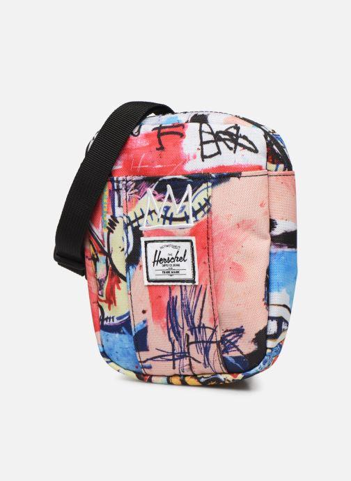 Bolsos de hombre Herschel CRUZ X BASQUIAT Multicolor vista del modelo