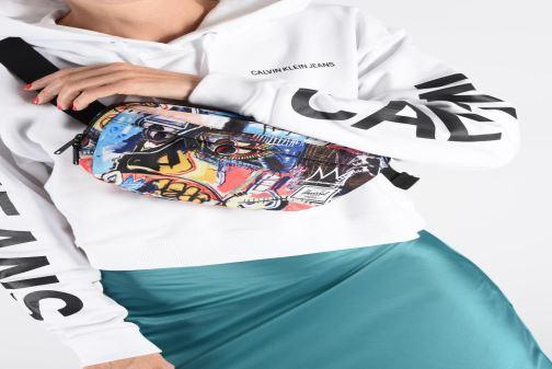 Bolsos de mano Herschel NINETEEN X BASQUIAT Multicolor vista de abajo
