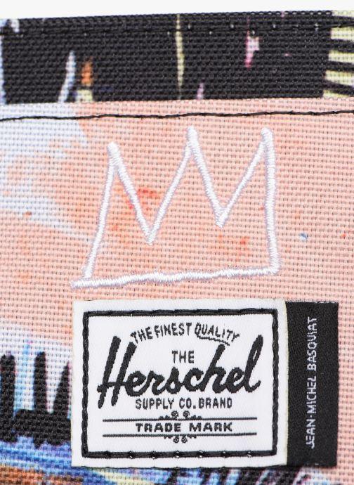 Petite Maroquinerie Herschel CHARLIE X BASQUIAT Multicolore vue gauche