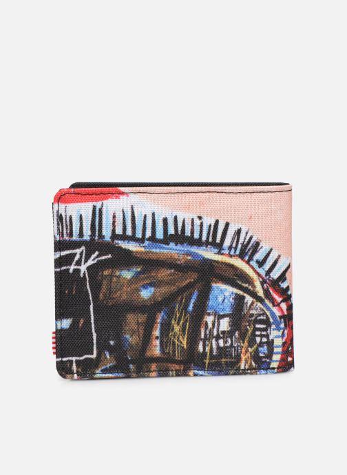 Kleine lederwaren Herschel ROY COIN X BASQUIAT Multicolor voorkant
