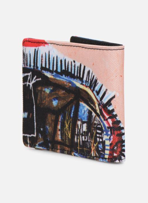 Petite Maroquinerie Herschel ROY COIN X BASQUIAT Multicolore vue droite