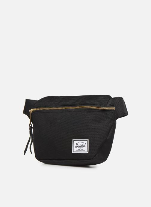 Handtaschen Herschel FIFTEEN schwarz schuhe getragen