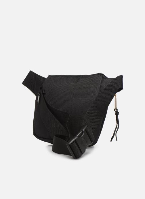 Petite Maroquinerie Herschel FIFTEEN Noir vue droite