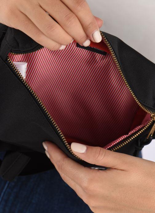 Handtaschen Herschel FIFTEEN schwarz ansicht von hinten