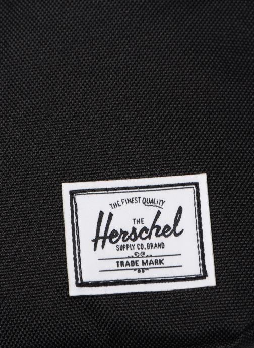 Petite Maroquinerie Herschel FIFTEEN Noir vue gauche