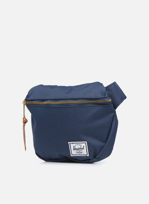 Handtaschen Herschel FIFTEEN blau schuhe getragen