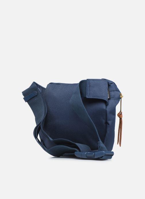 Handtaschen Herschel FIFTEEN blau ansicht von rechts