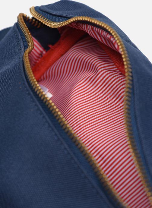 Handtaschen Herschel FIFTEEN blau ansicht von hinten