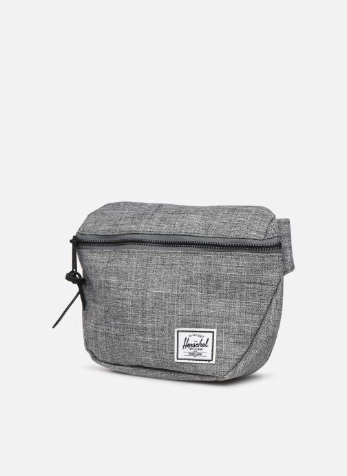 Handtaschen Herschel FIFTEEN grau schuhe getragen