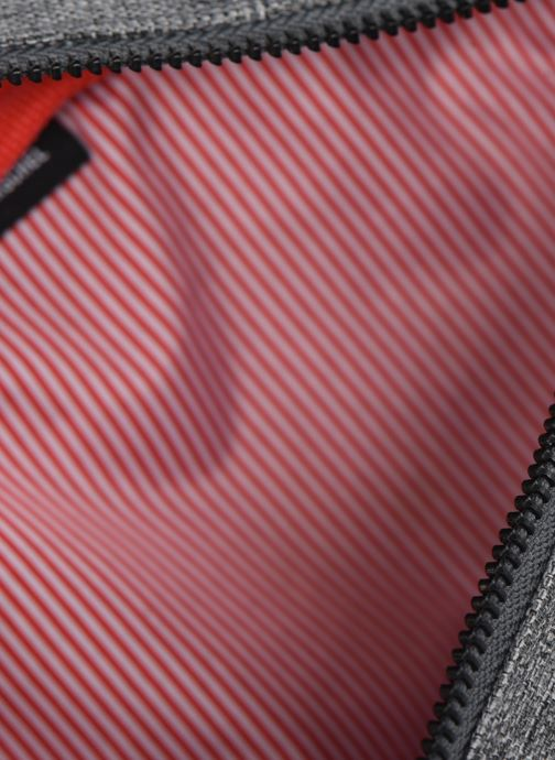 Handtassen Herschel FIFTEEN Grijs achterkant