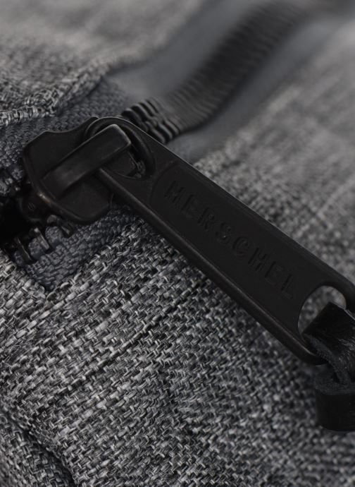 Handtaschen Herschel FIFTEEN grau ansicht von links