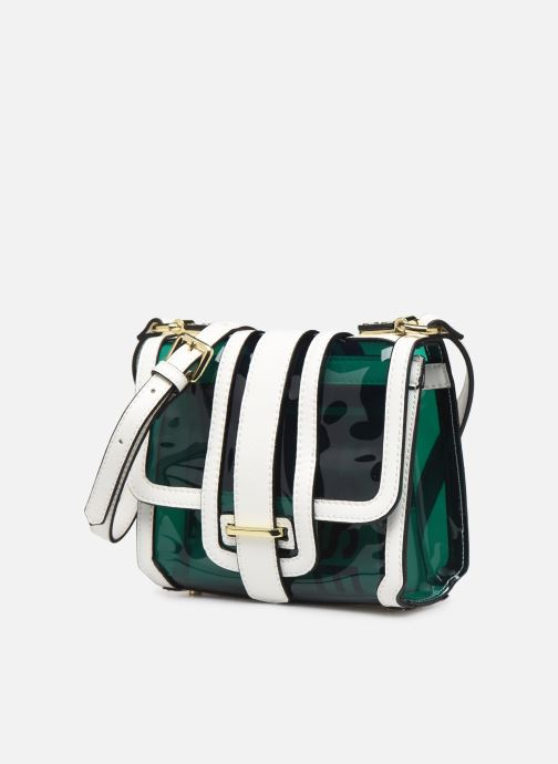 Borse Essentiel Antwerp Taberna small bag Verde modello indossato