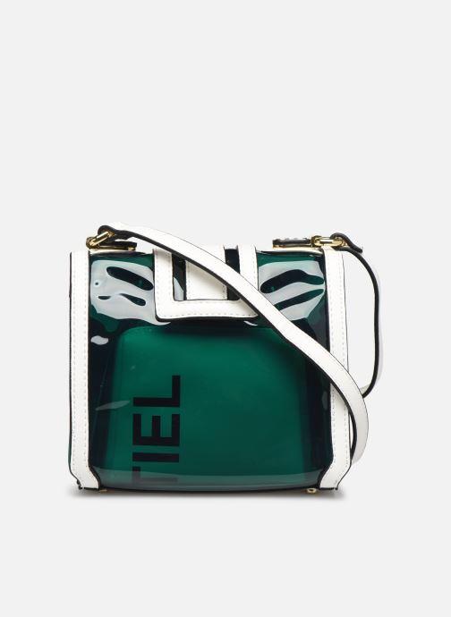 Handtaschen Essentiel Antwerp Taberna small bag grün ansicht von vorne