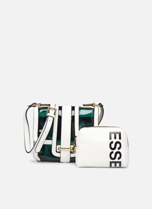 Handtaschen Essentiel Antwerp Taberna small bag grün ansicht von hinten