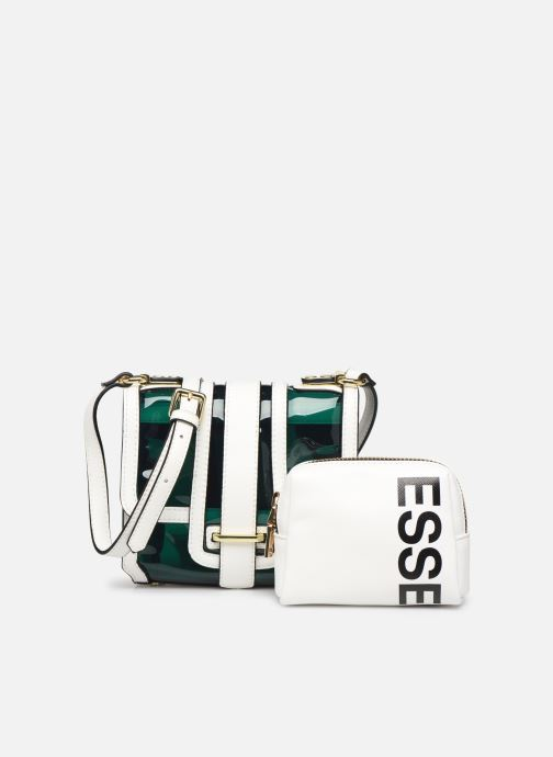 Borse Essentiel Antwerp Taberna small bag Verde immagine posteriore