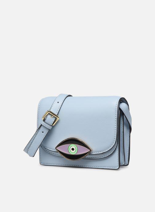 Bolsos de mano Essentiel Antwerp Tonino Azul vista del modelo