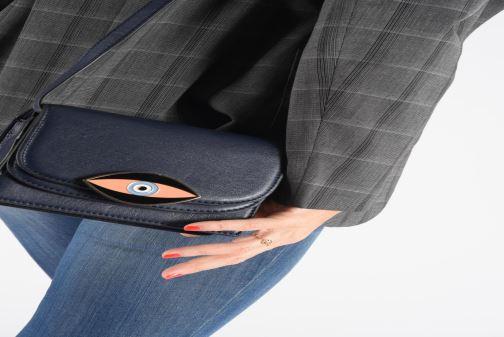 Bolsos de mano Essentiel Antwerp Tonino Azul vista de abajo